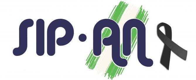 Logo con bandera